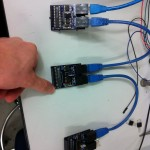 Control bus electronics coming together
