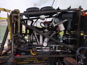 Stompy's hydraulics powerplant
